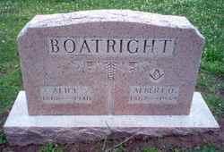 Alice A. <i>Pankey</i> Boatright