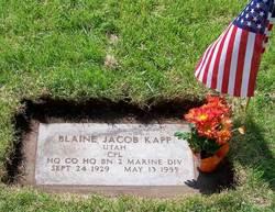 Blaine Jacob Kapp