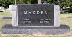 Owen Vincent Owney Madden