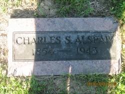 Charles S Alspaw