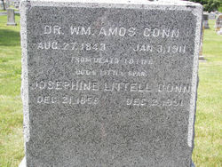 Dr William Amos Conn