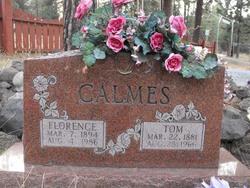 Florence Sylvia <i>Carr</i> Calmes