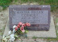Martha Hellen <i>Wright</i> Covault