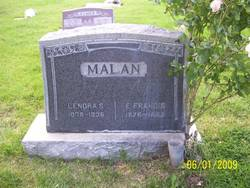 Ernest Francis Malan