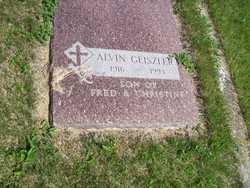 Alvin Geiszler