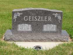 August A Geiszler