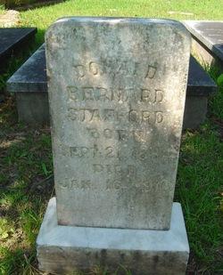 Donald Bernard Stafford