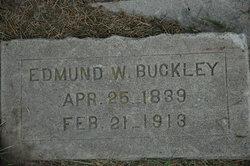Edmund W Buckley