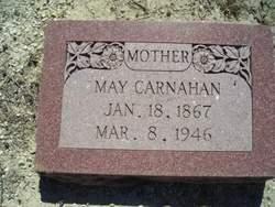 May <i>Sevier</i> Carnahan
