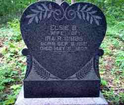 Elsie B. <i>Blackman</i> Gibbs