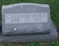 C. Clifford Hedge
