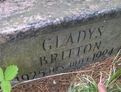 Gladys <i>Britton</i> Getman