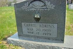 Carrie Adkins