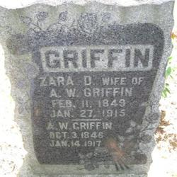 Zara Dicey <i>Mayfield</i> Griffin