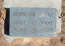 Jeanetta Grant