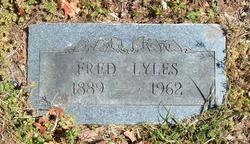 Fred Lyles