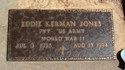 Eddie Kerman Jones