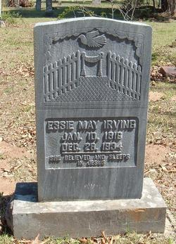 Essie May Irving