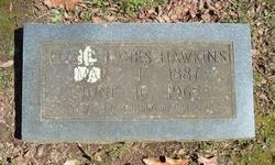 Lizzie <i>Jones</i> Hawkins