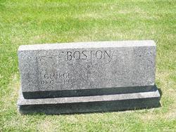Mary M <i>Rogers</i> Boston