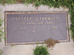 Lester Leroy Roy Parmley