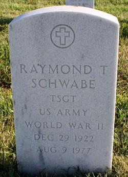 Raymond Schwabe