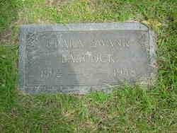 Clara Matilda <i>Swank</i> Babcock