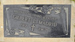 Gilbert L Madrid