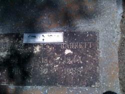 Edward E. Barrett