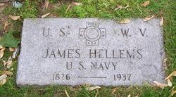 James Arthur Jim Hellems, Sr