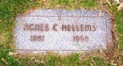 Agnes Celia <i>Healey</i> Hellems