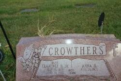 Anna Helen <i>Saunders</i> Crowthers