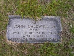 John Caldwell, Jr