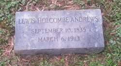 Sgt Lewis Holcombe Andrews