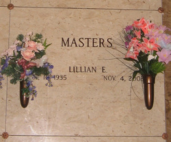 Lillian E <i>Bice</i> Masters