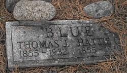 Harriett C Hattie <i>Rice</i> Blue