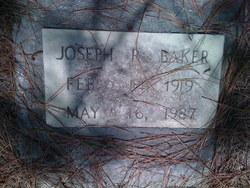 Joseph R Baker