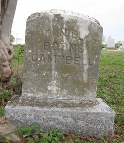 Daniel Boone Campbell