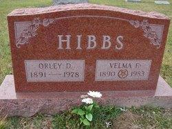 Orley D. Hibbs