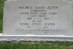 Nora L <i>Jones</i> Jester