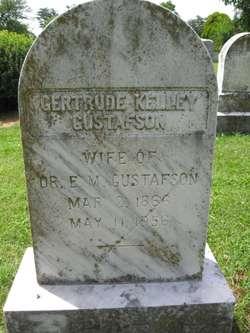 Gertrude Kelley Gustafson