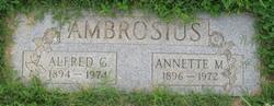 Annette M. Ambrosius