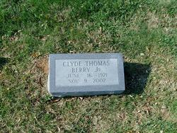 Clyde Thomas Berry, Jr