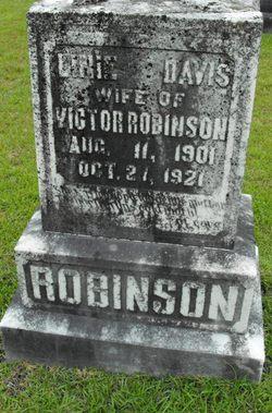 Lillie <i>Davis</i> Robinson