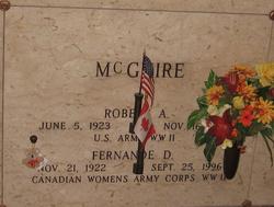 Fernande D <i>Plouffe</i> McGuire