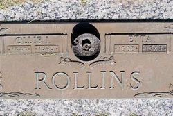 Etta <i>Rollins</i> Troxel