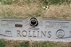 Tony Jerry Rollins