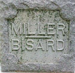 Sarah E Sadie <i>Miller</i> Bisard