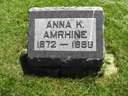 Anna K. Amrhine