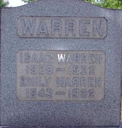 Isaac Warren